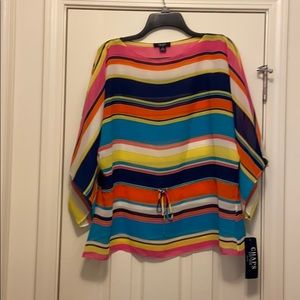 Chaps women's dolman sleeve new w/tags size small